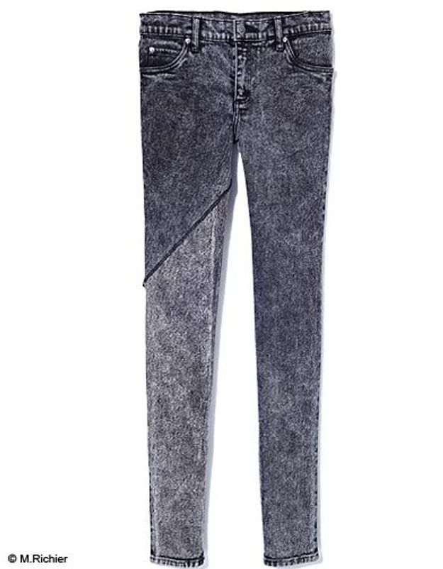 Mode tendance shopping jean look jean slim cheap monday