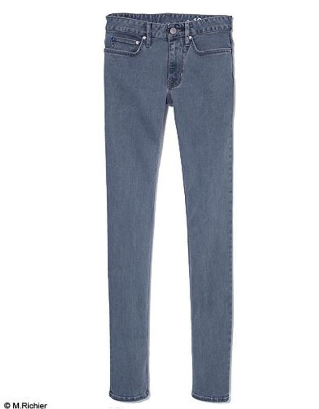 Mode tendance shopping jean look jean slim gap