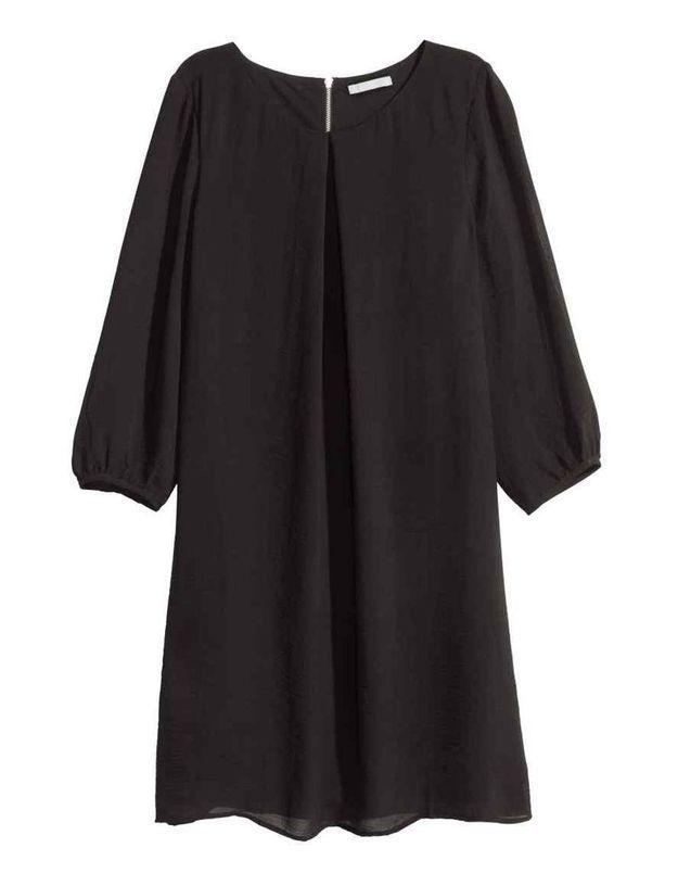 Robe pour morphologie en H H&M
