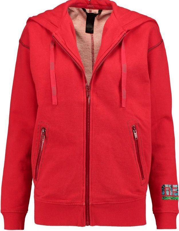 Hoodie rouge Marc by Marc Jacobs