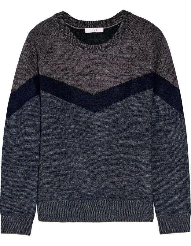 Pull en laine chaud Iro