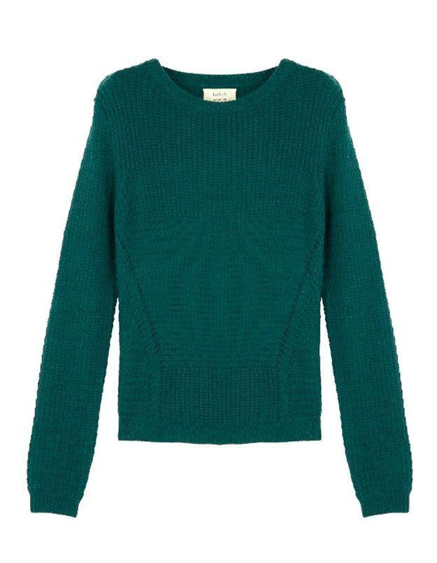 Pull en laine femme Bash