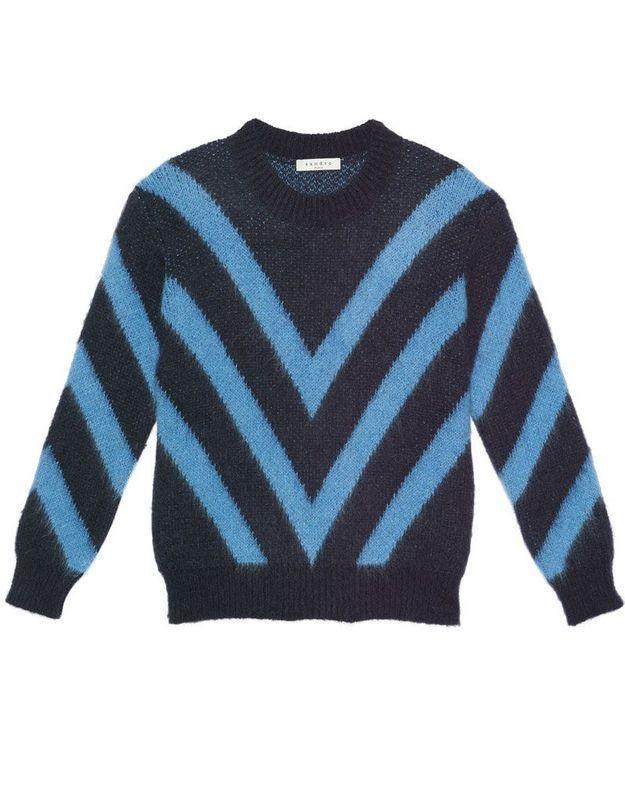 Pull en laine mohair Sandro