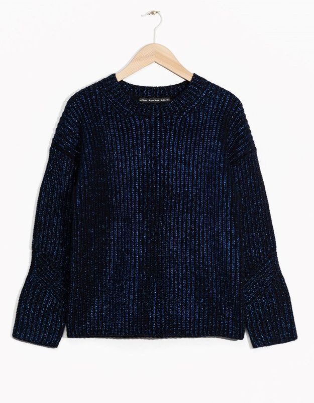 Pull en laine oversize & Other Stories