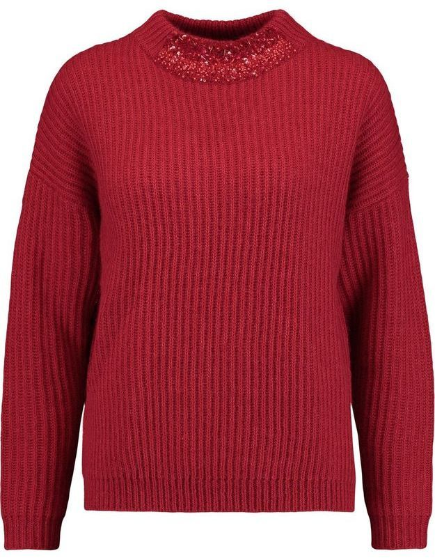 Pull rouge Dkny