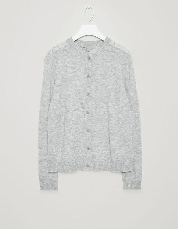 Cardigan gris Cos