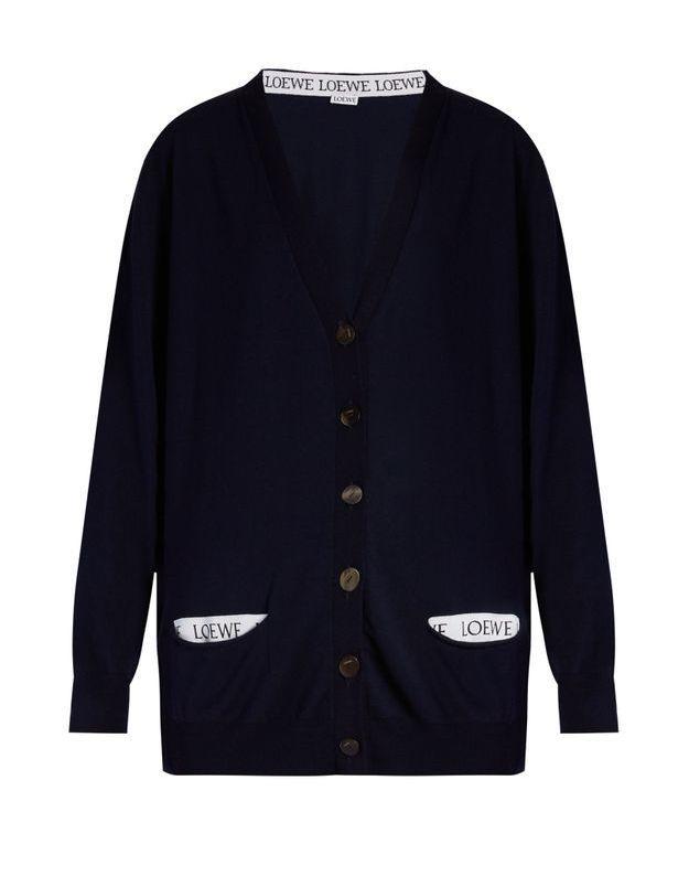 Cardigan sportswear Loewe