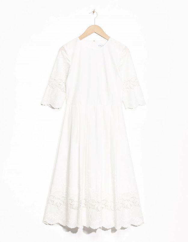Robe de cérémonie blanche & Other Stories