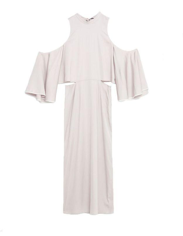 Robe de cérémonie romantique Zara