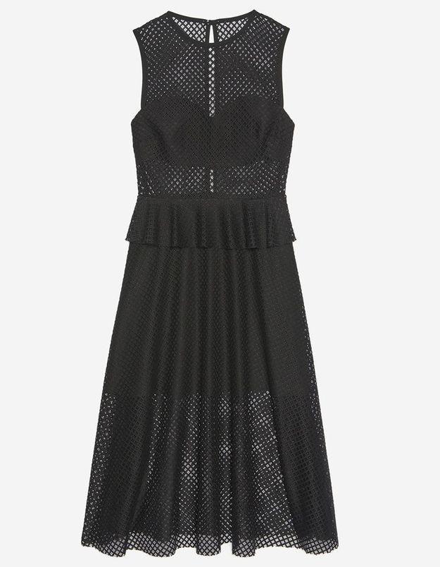 Belle robe Sandro