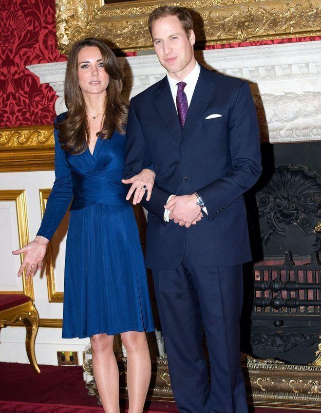 Histoire d'une tenue : la malédiction de la robe de fiançailles de Kate Middleton