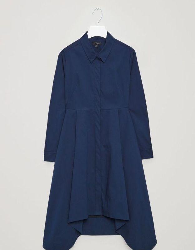 Robe asymétrique Cos