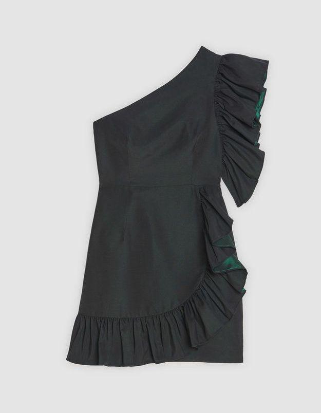 Robe asymétrique Sandro