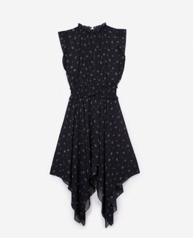 Robe asymétrique The Kooples
