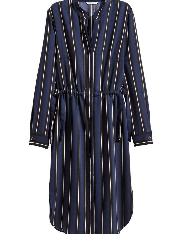Robe boutonnée H&M