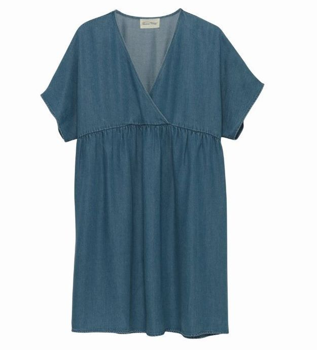 Robe courte American Vintage