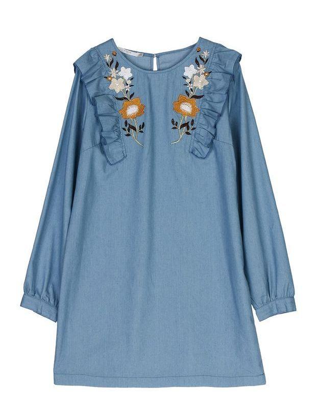 Robe courte Cherry Paris