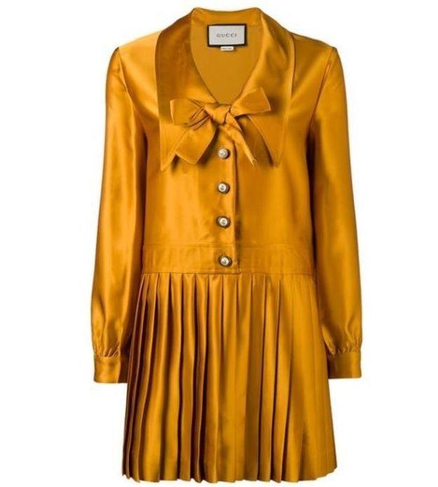 Robe courte Gucci