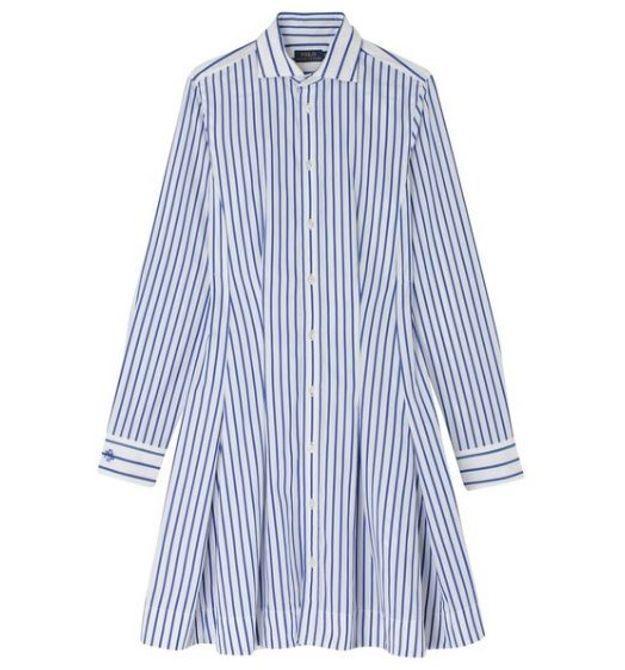 Robe courte Polo Ralph Lauren