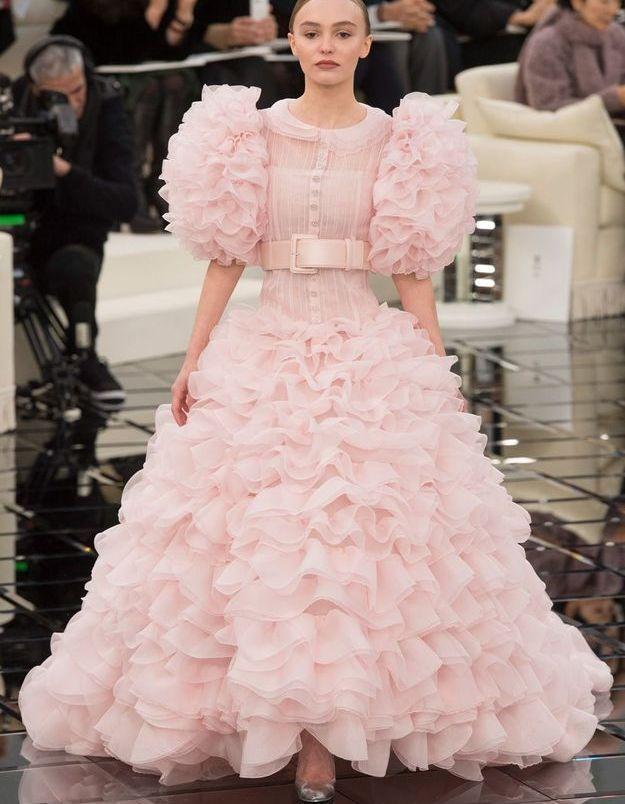 Défilé Haute Couture Chanel