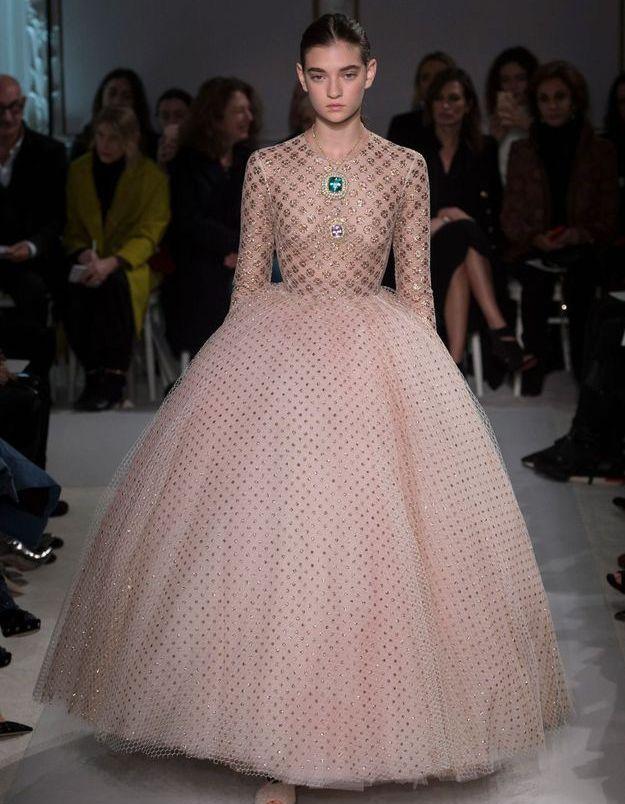 Défilé Haute Couture Giambattista Valli