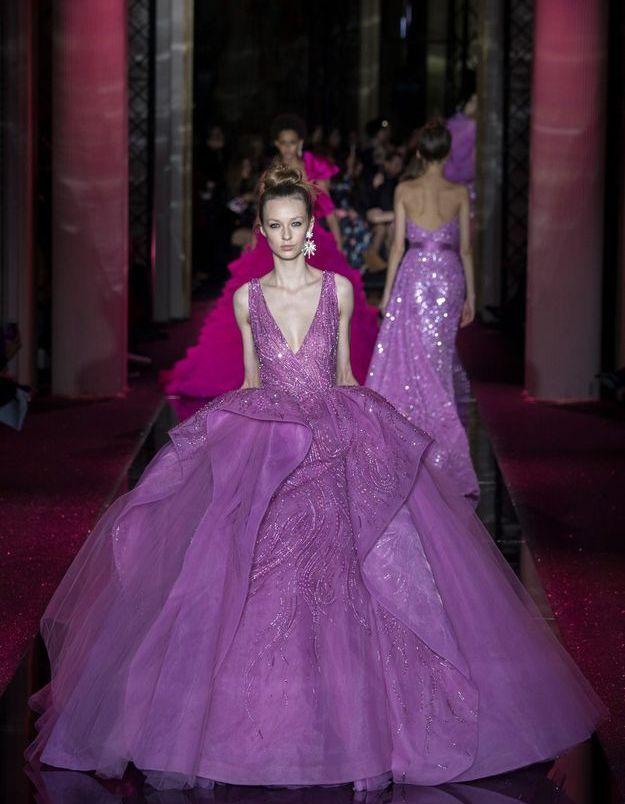 Défilé Haute Couture Zuhair Murad