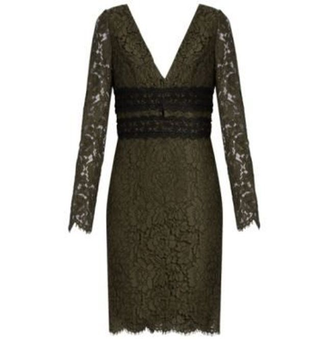 Robe du soir Diane Von Furstenberg