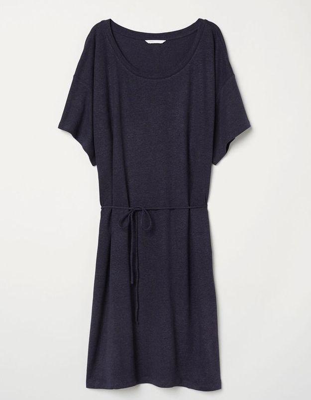Robe en lin H&M