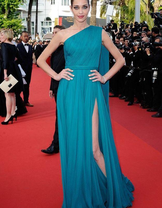 La robe fendue de Ana Beatriz
