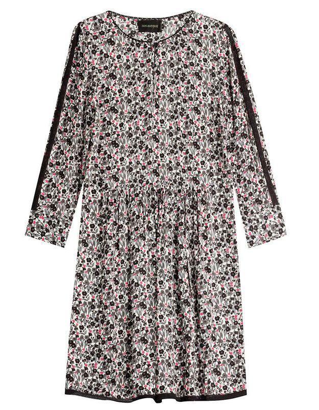 Robe imprimée à fleurs Zadig & Voltaire