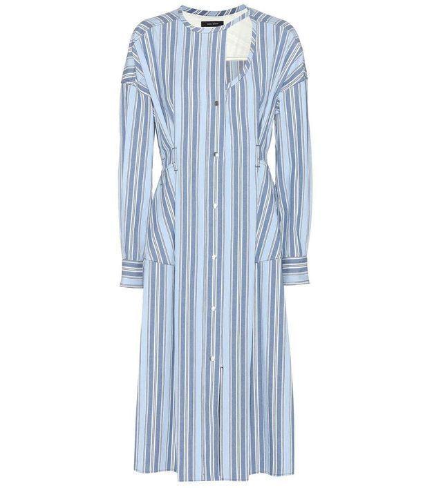 Robe mi-longue Isabel Marant