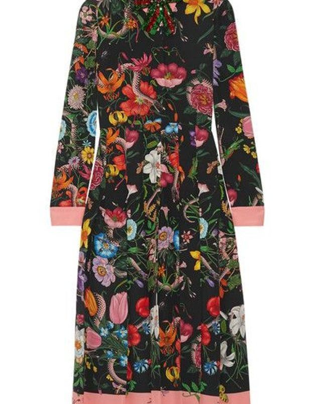Robe originale Gucci