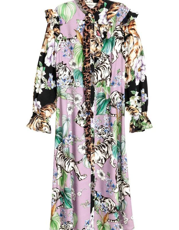 Robe originale H&M