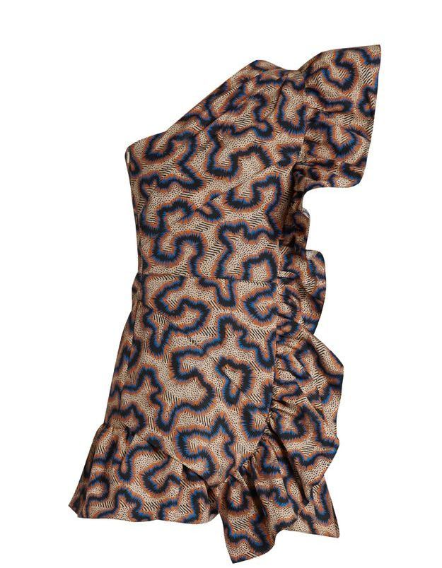 Robe originale Isabel Marant