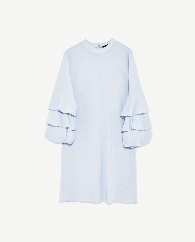 Robe pastel Zara