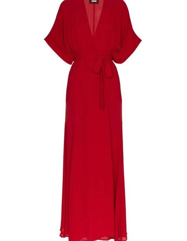 Robe rouge Reformation