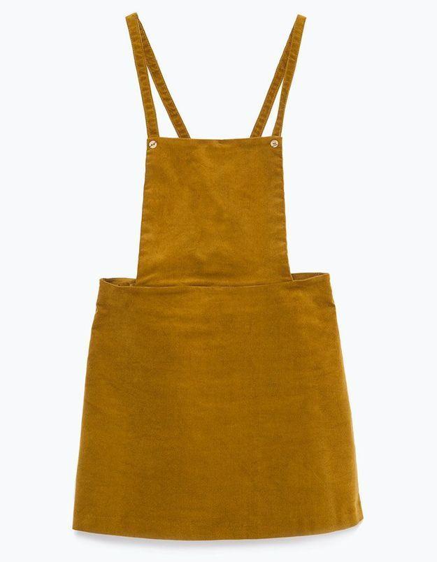 Robe salopette Zara