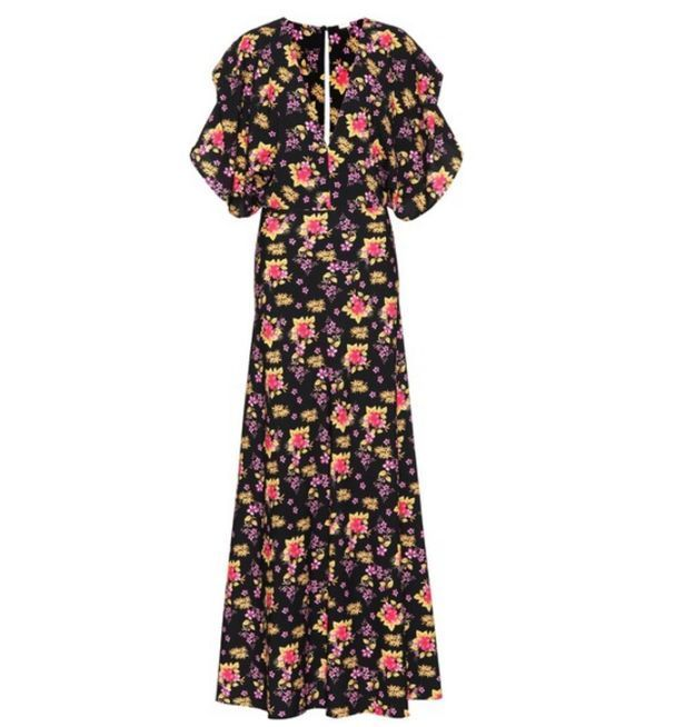 Robe romantique Dodo Bar Or