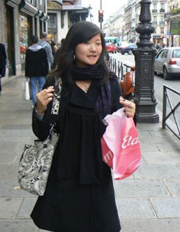 Anaïs, Paris