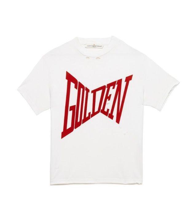Tee-shirt été Golden Goose Deluxe Brand