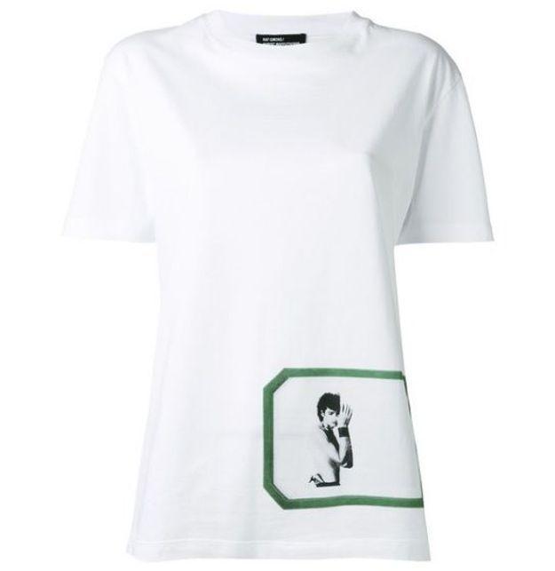 Tee-shirt été Raf Simons