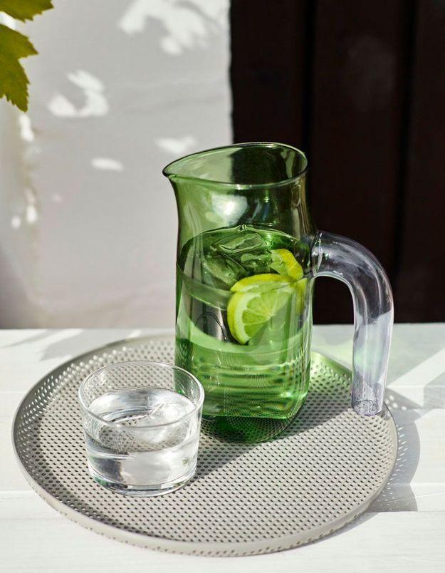 Carafe en verre Hay