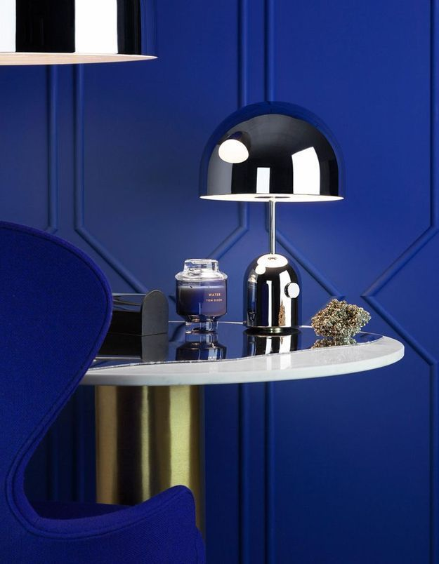Lampe de table design Tom Dixon