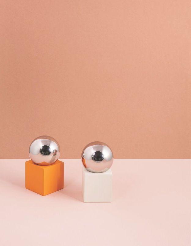 Salière et poivrière design Valerie Objects