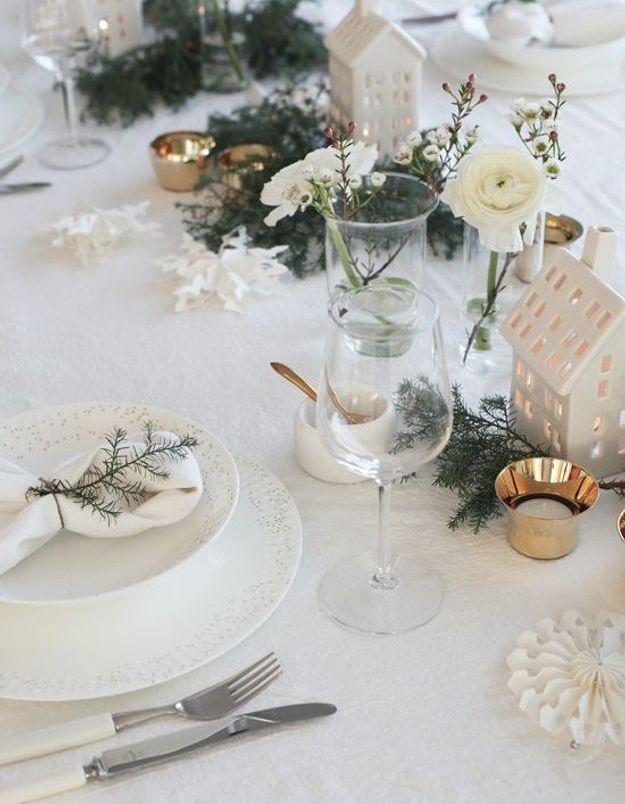 Une table de fête qui s'adapte à toutes les occasions