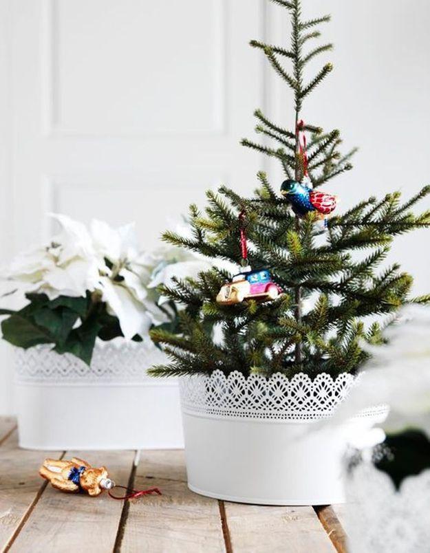 Arbre de Noël version mini