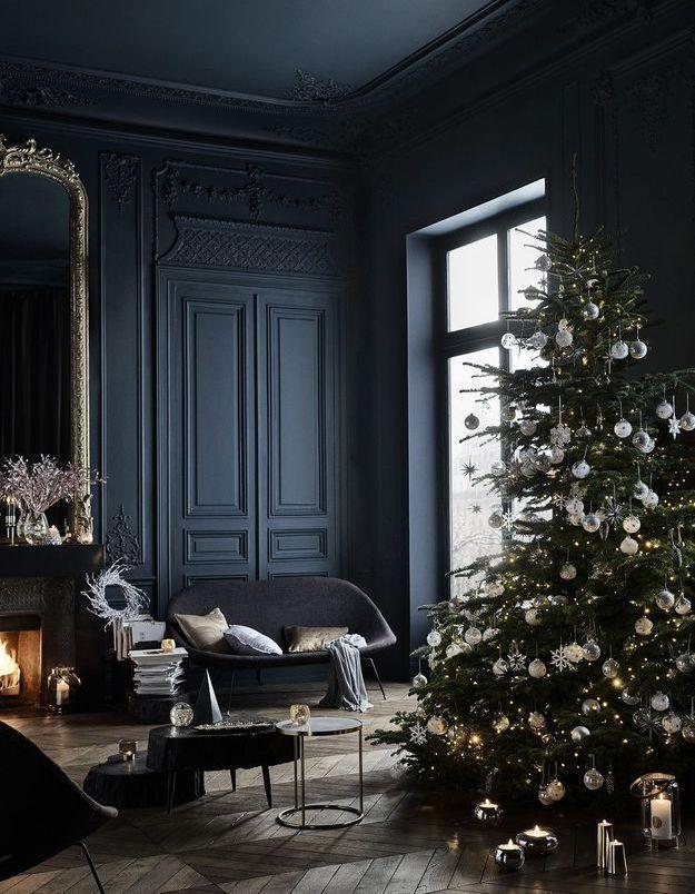 Pour une décoration de Noël design