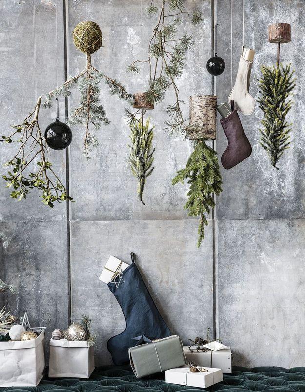Pour une décoration de Noël scandinave