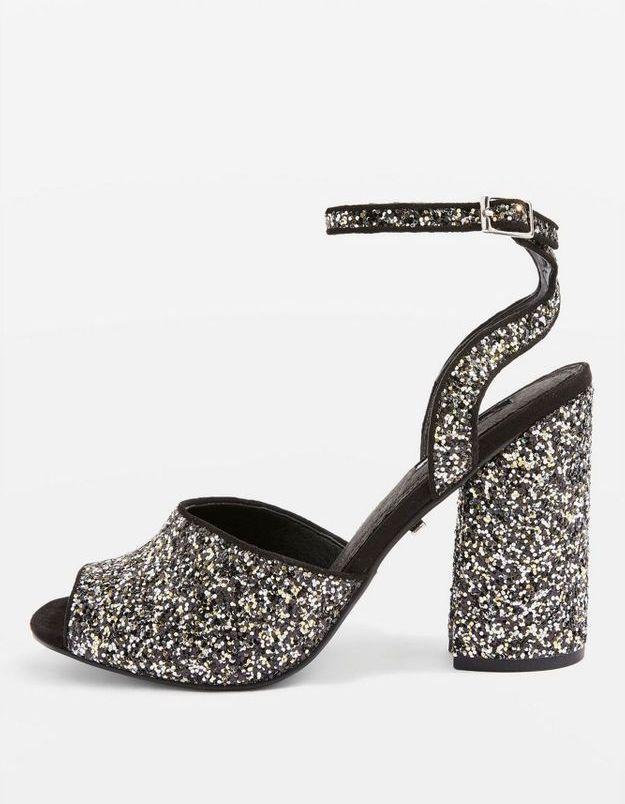 Sandales à talons Topshop