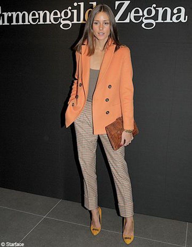 Le look du jour : Olivia Palermo
